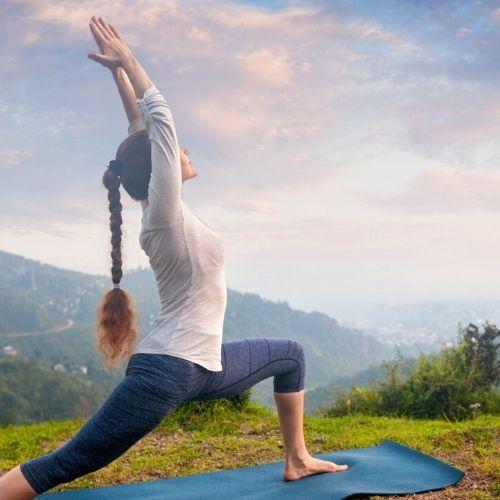 weekend yoga dans les alpes maritimes