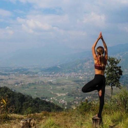 Weekend Yoga dans l'Hérault avec méditation et danses sacrées