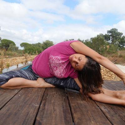 yoga sylvothérapie au portugal