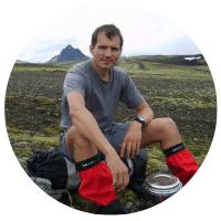 yohann maubant accompagnateur en montagne dans le mercantour
